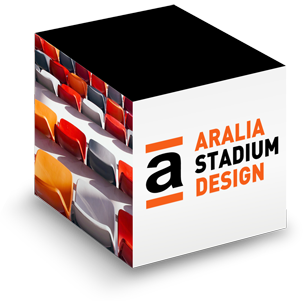 Aralia Stadium Design